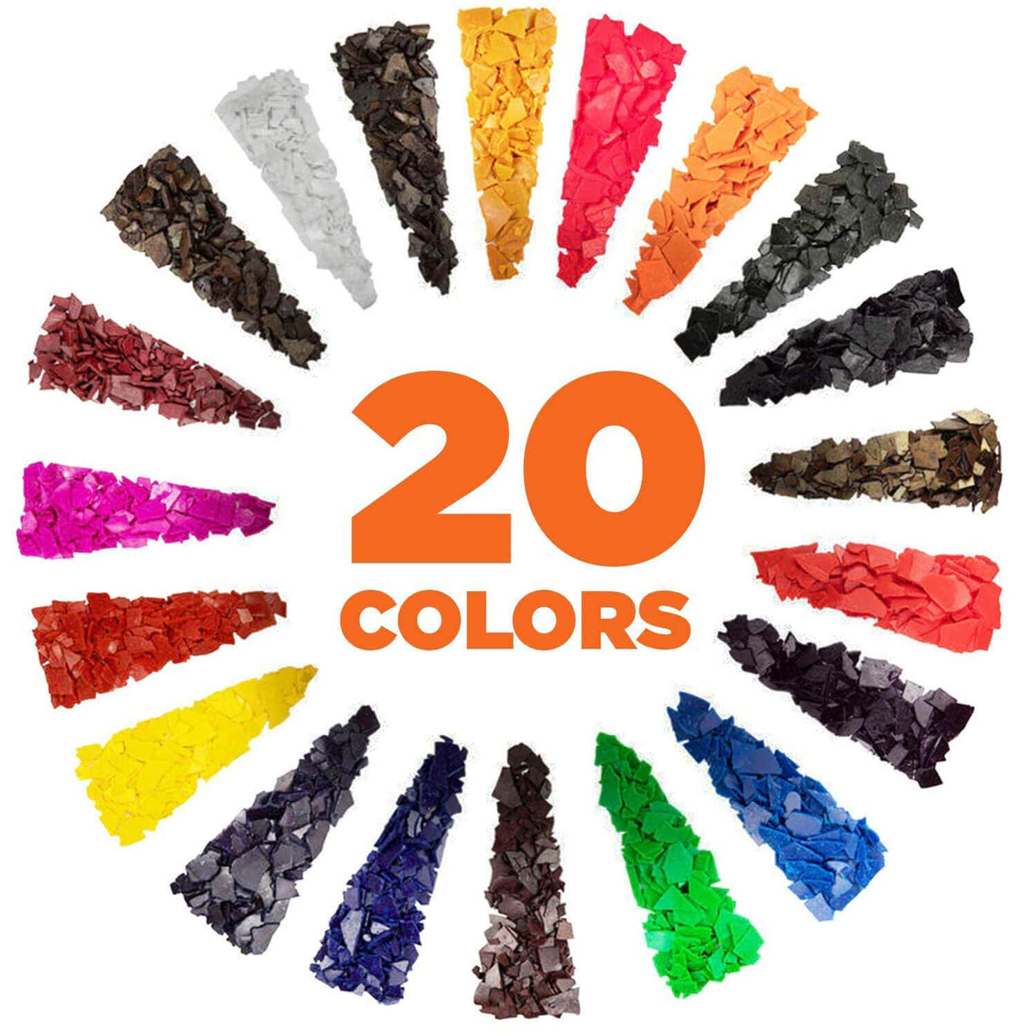 Candle Dye Chips – 20