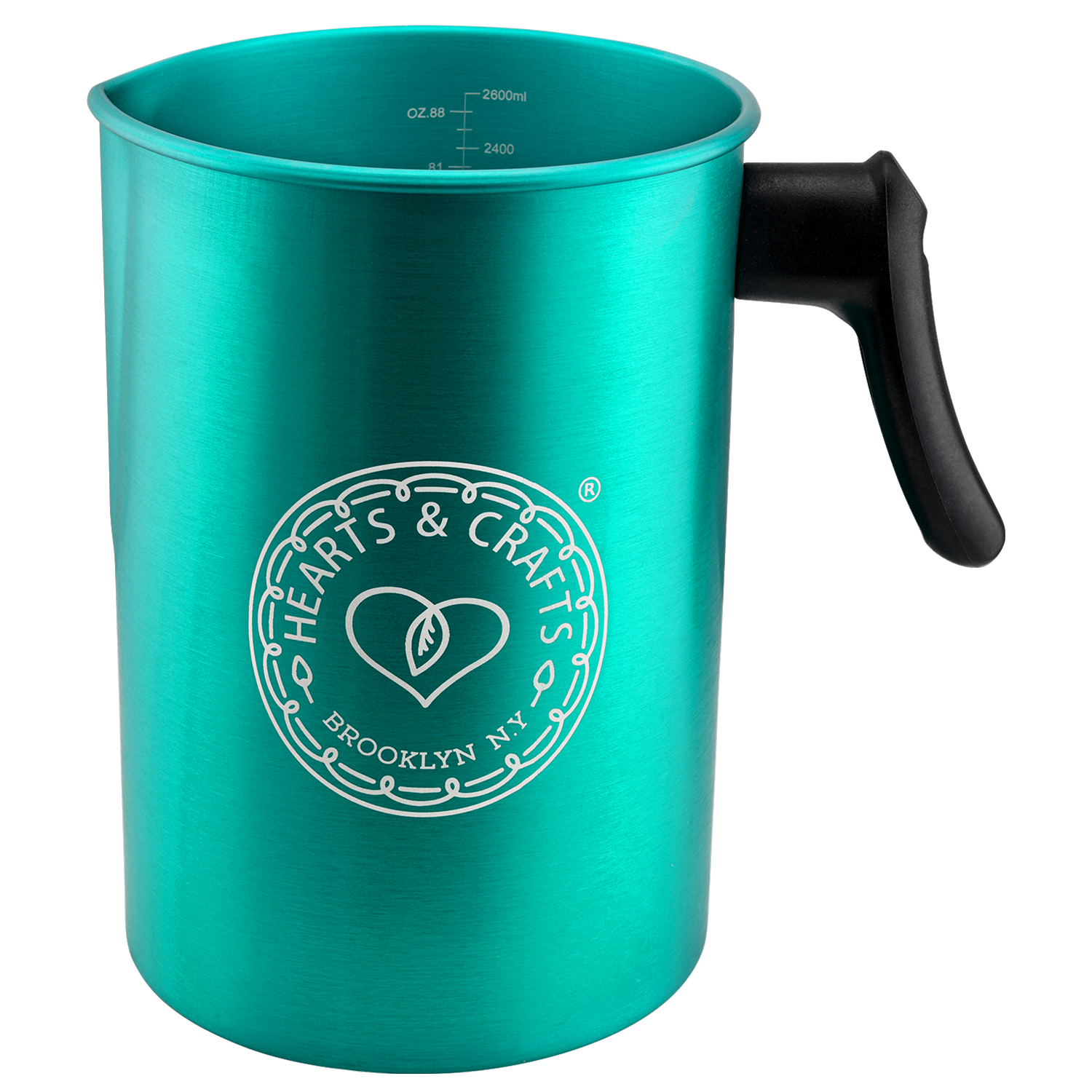 64oz. Candle Pouring Pot, Teal